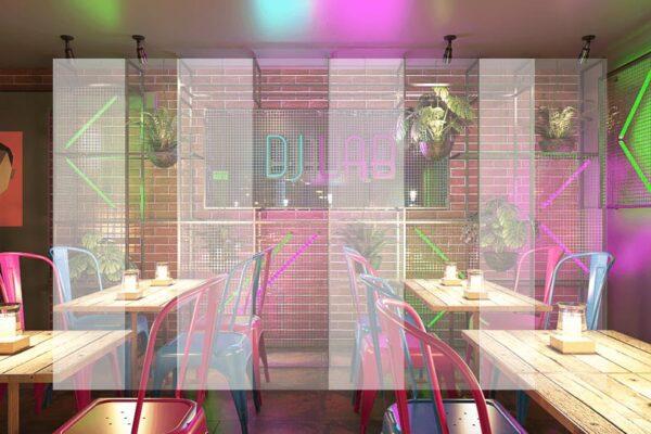 """O uso de """"grids"""" na arquitetura e design de interior"""